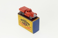 Matchbox #15a - Diamond T Prime Mover - Orange