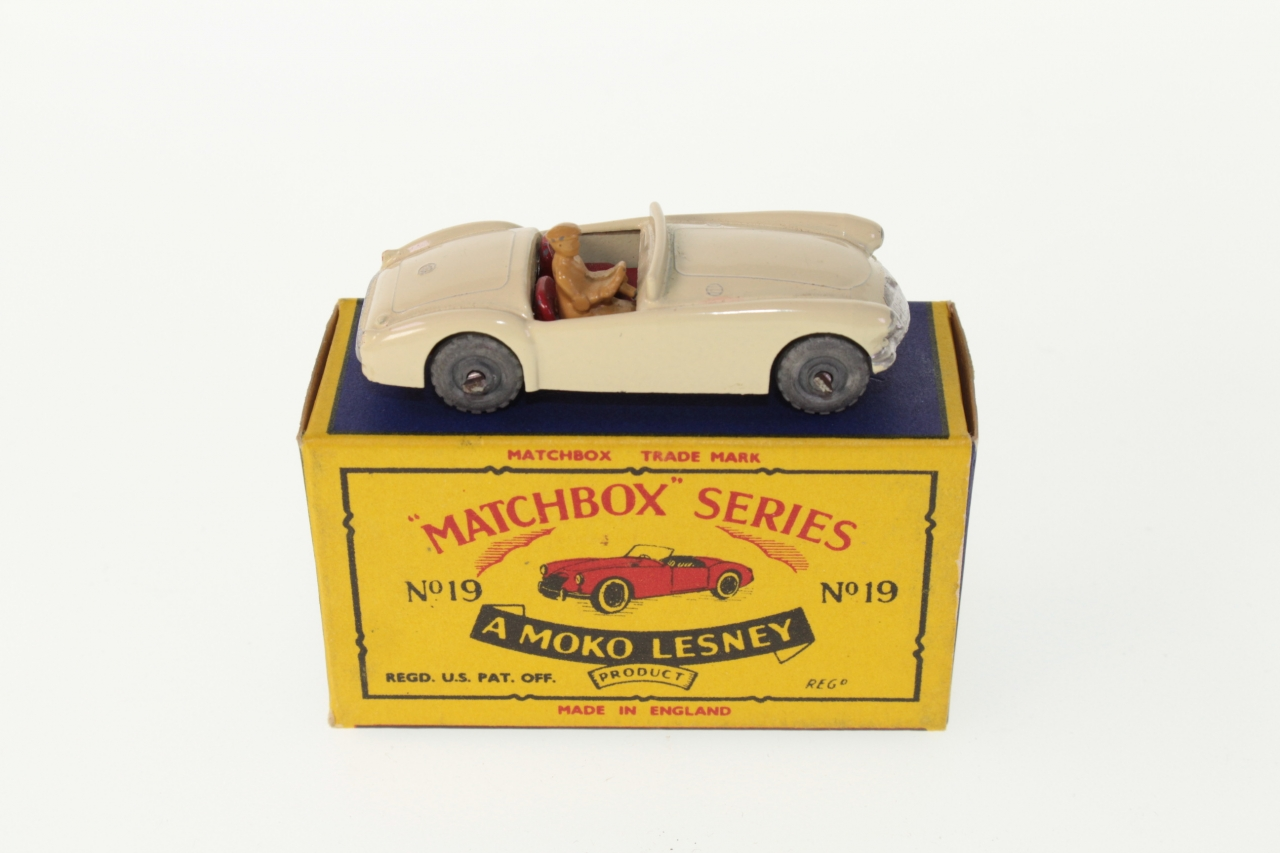 Matchbox 19b, MGA Sports Car - Buy, Sell, Review & Free Price Guide ...