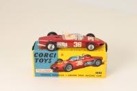 Corgi #154 - Ferrari F1 - Red (Picture Box)