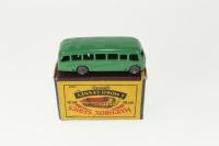 Matchbox #21a - Bedford Coach - Green