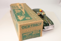 Picture Gallery for Marx LM52 Dick Tracy Squad Car