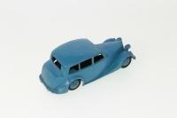 Dinky #40b - Triumph 1800 - Blue