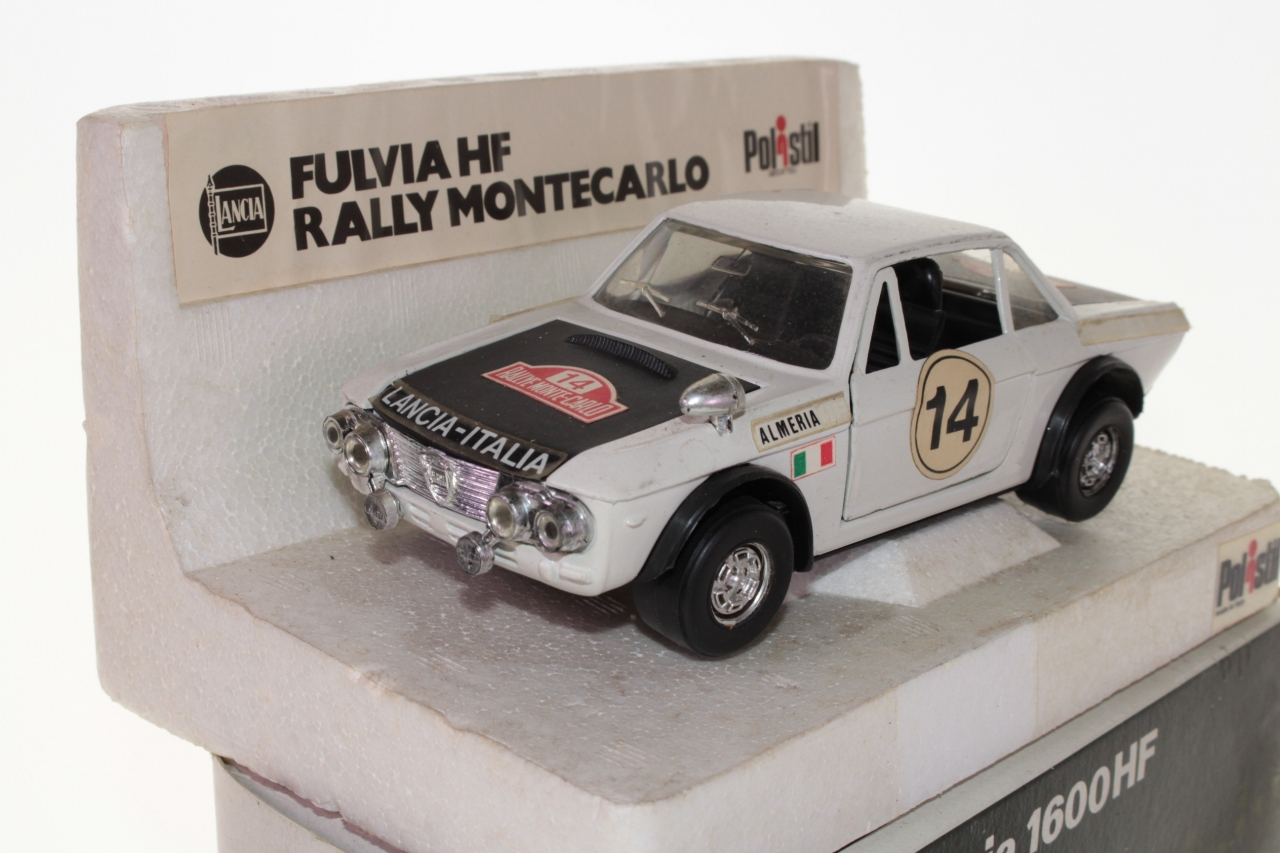 Picture Gallery for Polistil S8 Lancia Fulvia HF Rally
