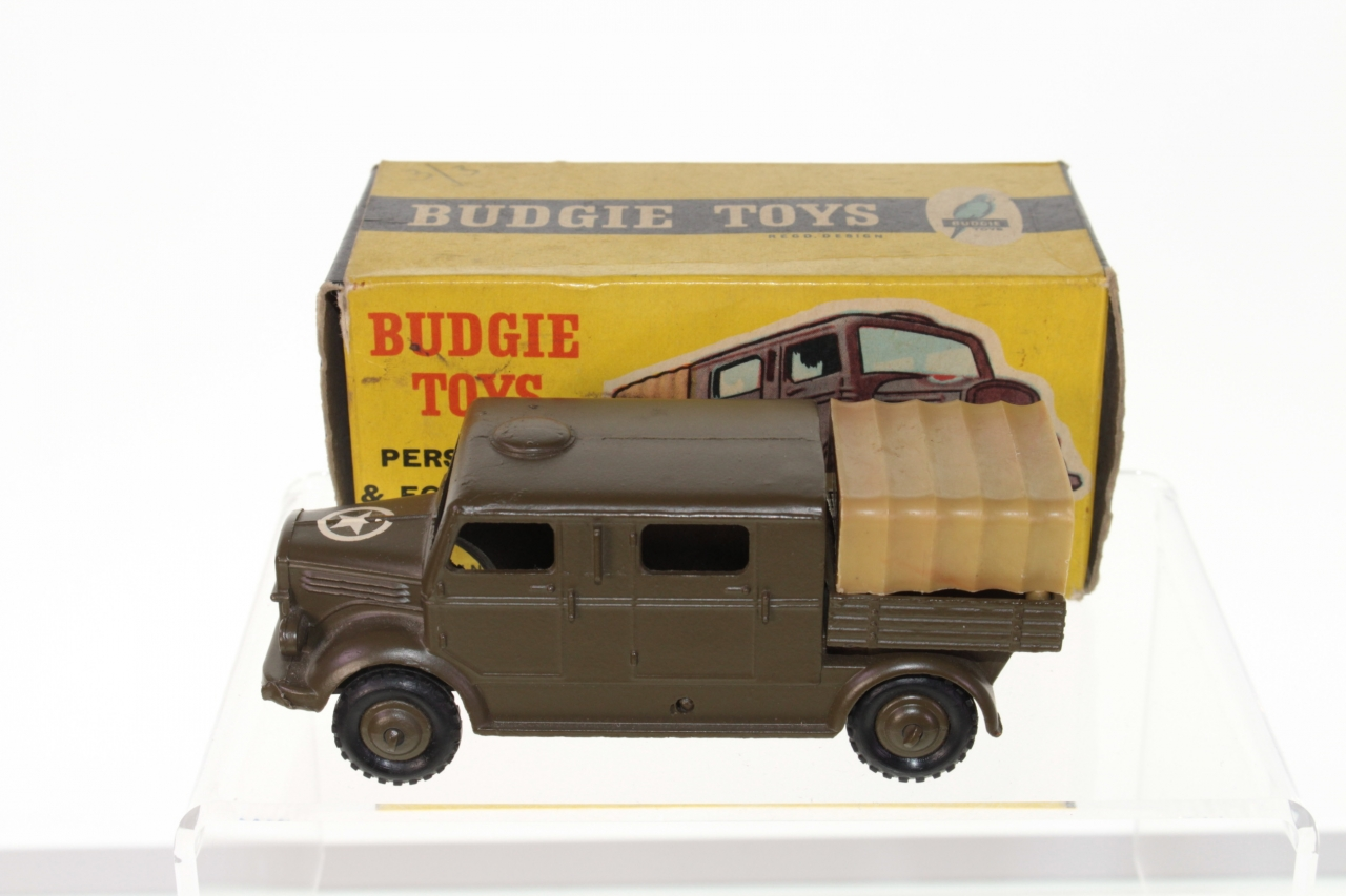 Picture Gallery for Budgie 212 Personnel and Equipment Carrier