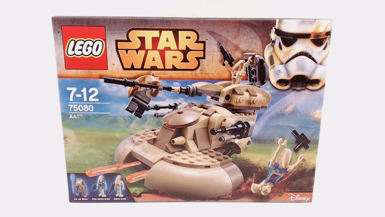Picture Gallery for Lego 75080 Star Wars