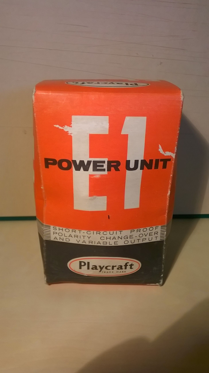 Picture Gallery for Playcraft E1 Power Unit