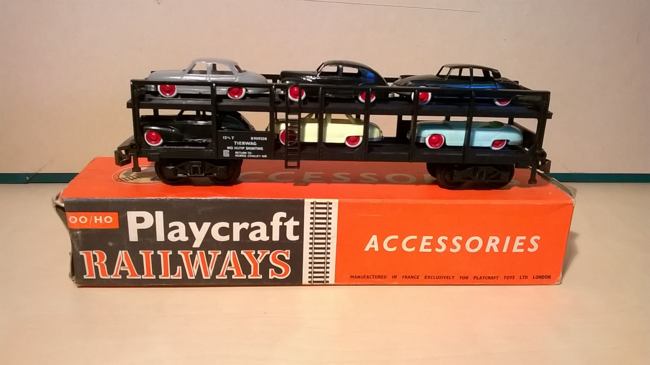 Picture Gallery for Playcraft PR654 Car Transporter