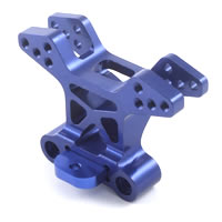 GPM Racing Kyosho Mini Z Blue Aluminum Front Steering Knuckle Set MOL102106